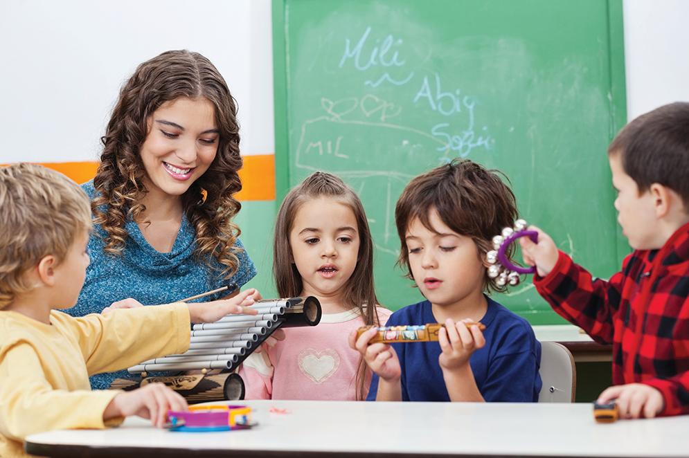 Oportunidades en pedagogía
